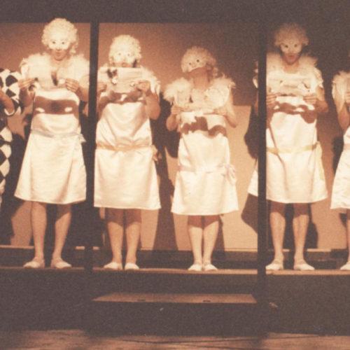Paradwys Ffwl - 1984